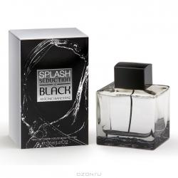 Splash Seduction In Black