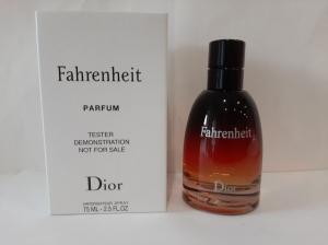 Fahrenheit Le Parfum EDP 75ml Tester (тестер)