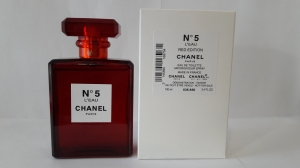 No.5 L`Eau Red Edition TESTER