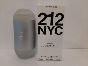 212 WOMAN EDT TESTER