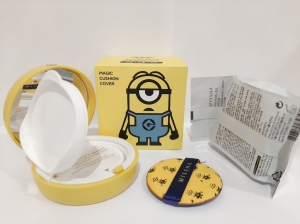 Кушон Missha Minions Edition M Magic Cushion Moisture Special Set SPF50/PA + сменный блок
