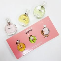 Набор Chanel Chance 3 по 25ml