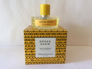 Smoke Show Tester