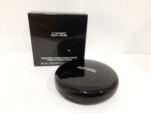 Пудра бесцветная Mac Prep+Prime Transparent Finishing Powder
