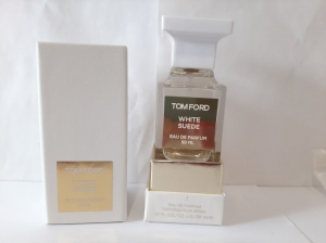 White Suede 50ml LUXE