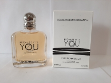 Emporio Armani Because It's You TESTER