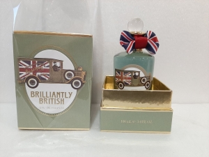 Brilliantly British 100ml LUXE