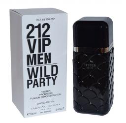 212 VIP Men Wild Party TESTER