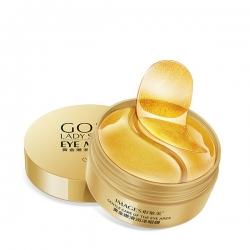 Гидрогелевые патчи для глаз с Коллоидным золотом Images Lady Series Gold Eye Mask 60шт