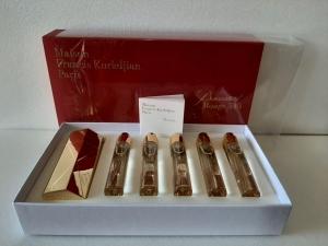 Baccarat Rouge 540 Extrait De Parfum LUXE 5*11ml с футляром