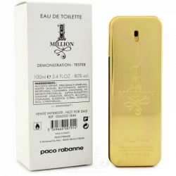 1 Million Paco Rabanne Man 100ml TESTER (тестер)