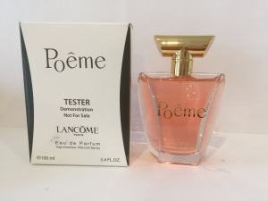 Poeme Lancome TESTER LUXE