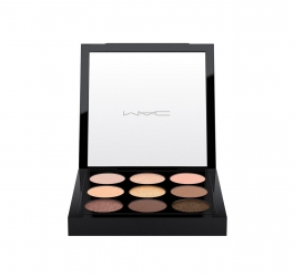тени MAC Eyeshadow Fard A Paupieres 9 Colors 0.8g