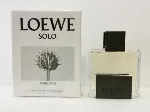 SOLO MERCURIO 100ml LUXE