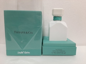 TIFFANY & CO LIMITED EDITION 100ml LUXE
