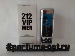 212 VIP EDT 100ml Tester LUXE