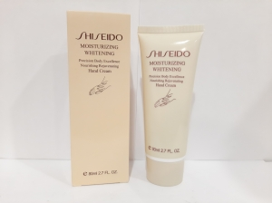 Крем для рук Shiseido Moisturizing Whitening 80 ml