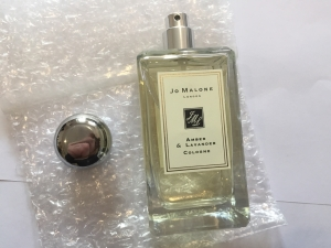 Amber & Lavender Tester (пленка) LUXE