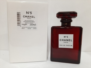 No5 Limited Edition TESTER LUXE