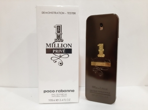 1 Million Prive TESTER LUXE