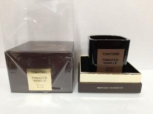 Tobacco Vanille ( ароматическая свеча ) LUXE