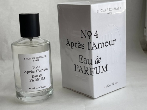 No 4 Apres L'Amour 100ml EDP LUXE