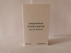 Gypsy Water 2ml