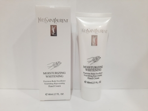 Крем для рук YSL Moisturizing Whitening 80 ml