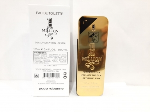 1 Million Paco Rabanne Man 100ml TESTER