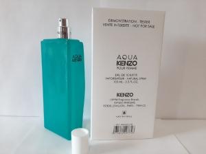 Aqua Kenzo Pour Femme TESTER