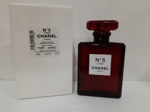 No5 L'Eau Red Edition TESTER LUXE