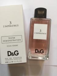 DG 3 L Imperatrice  EDT 100 ml TESTER LUXE (тестер)
