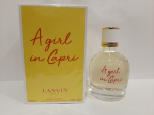 A Girl In Capri LUXE