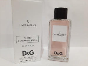 DG 3 L Imperatrice  EDT 100 ml TESTER