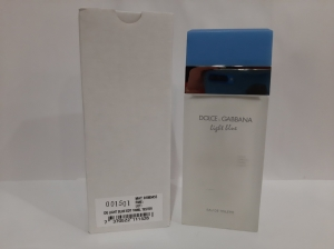 Dolce&Gabbana Light Blue 100 ml EDT TESTER (тестер)