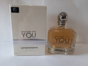 Emporio Armani Because It's You 100ml LUXE