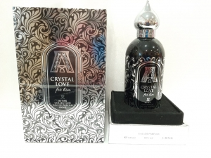 Crystal Love For Him 100ml LUXE
