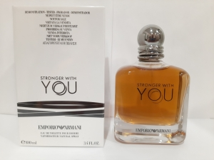 Emporio Armani Stronger With You TESTER LUXE