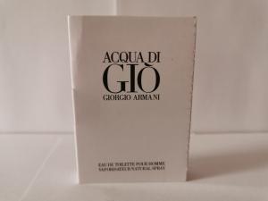 Acqua Di Gio pour homme 2ml