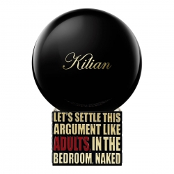 Let's Settle This Argument Like Adults, In The Bedroom, Naked TESTER