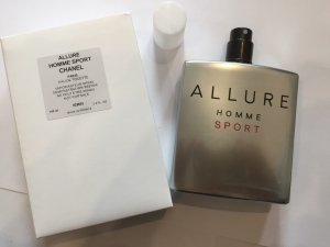 Allure Homme Sport 100ml EDT TESTER (тестер) LUXE