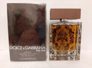 (D&G) The One Baroque For Men