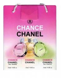 "Mini 3*15ml ""Chanel Chance"""