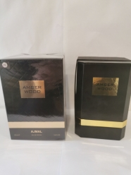 Amber Wood 100ml LUXE