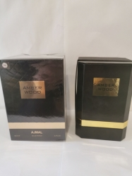Amber Wood 100ml LUXE