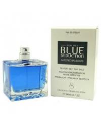 Blue Seduction for man TESTER