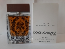 D&G The one for Men Baroque Collector TESTER