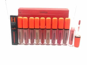 Ultra Mat Lip Gloss Hermes 10 цветов