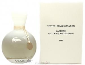 Lacoste Eau de Lacoste EDP pour femme 90ml TESTER (тестер)