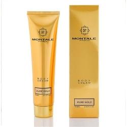 """Парфюмированный крем для тела Montale """"Pure Gold"""", 150ml"""